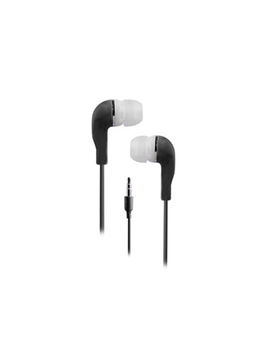 Snopy Snopy Sn-78 Mp3 Kulak Içi Siyah Kulaklık Siyah